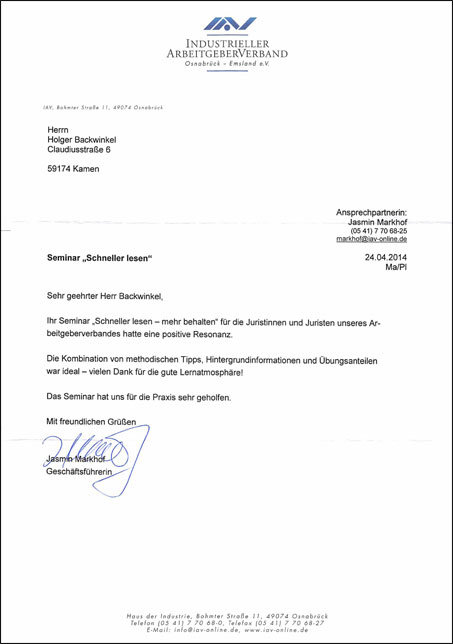 Referenzschreiben_Industrieller_Arbeitgeberverband_Rechtsanwaelte_Schneller_lesen
